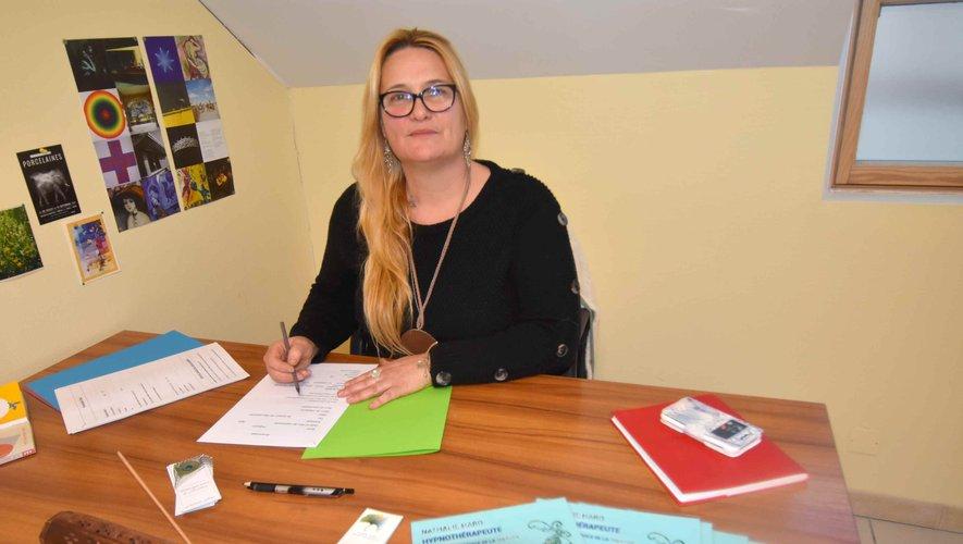 Le centre de soins à domicile accueille Nathalie Haro, une hypnothérapeute