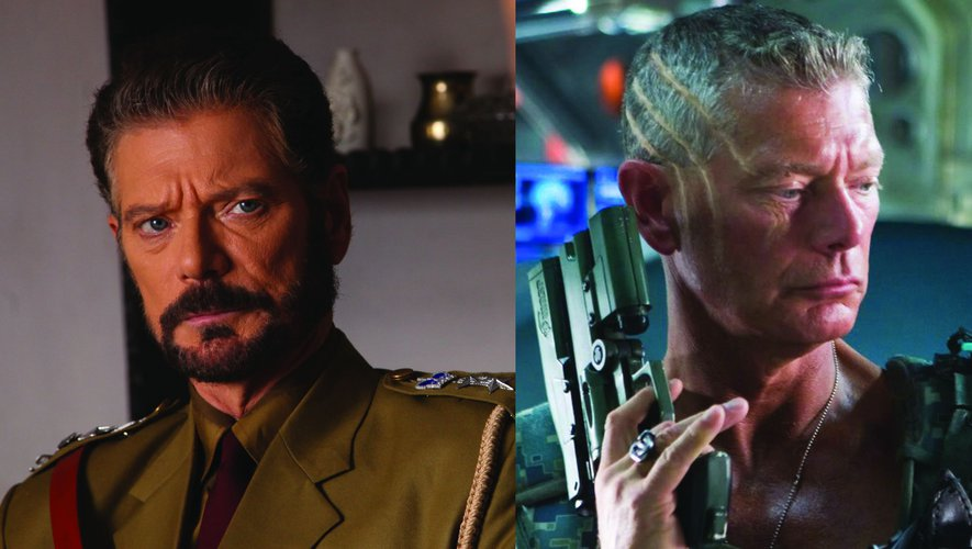 """Stephen Lang sera également à l'affiche des suites de la saga """"Avatar"""" jusqu'en 2025 au cinéma."""