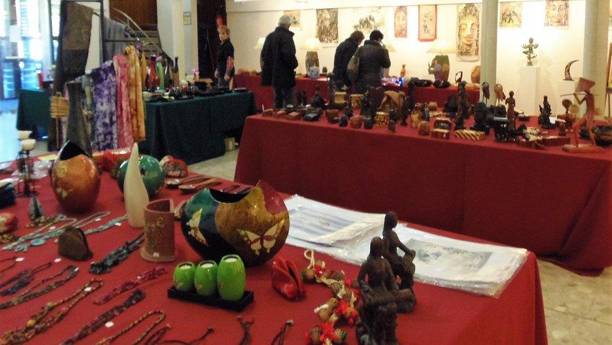 Des ventes d'objets divers pour se donner les moyens de conduire ces missions en faveur des plus démunis.
