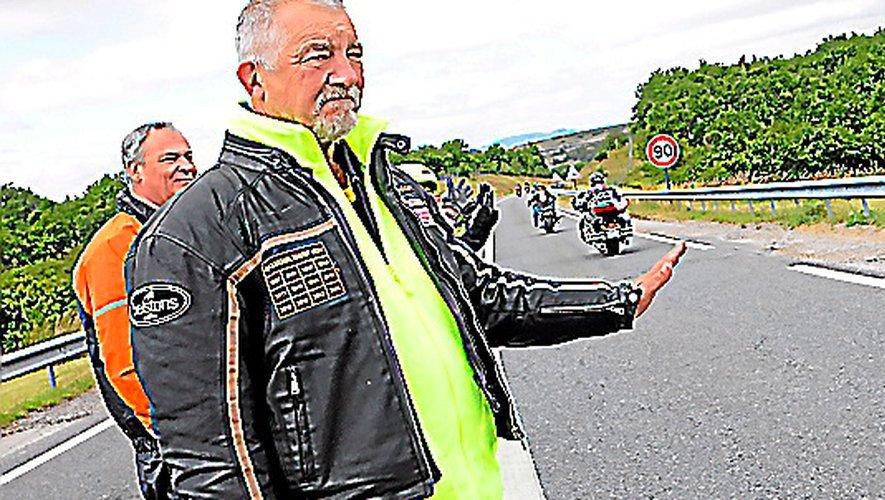 Christian Le Mellec avait créé l'association des Motards du Viaduc il y a 12 ans.