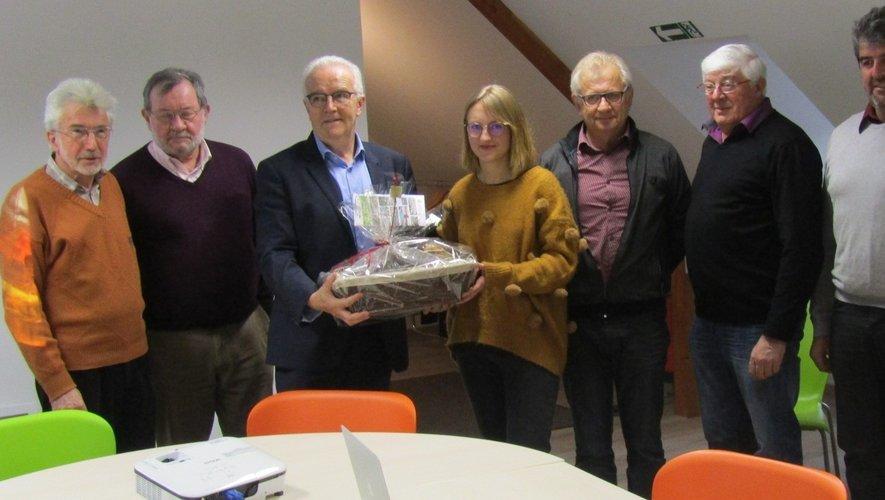 Le troisième prix a été attribué à Blanca Vidao Teruel.