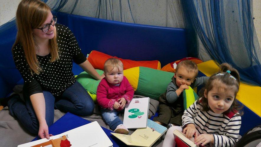 Le livre pour partagerentre bébé et parents.