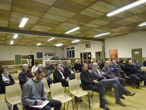 Les habitants ont réfléchi sur la transition énergétique en Pays d'Olt