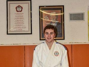 Enzo  acommencé le judo à 6 ans et demi..