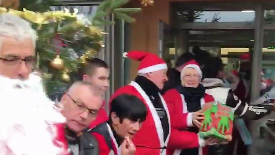 Une belle Ronde de Noël organisée par les Motards du Viaduc