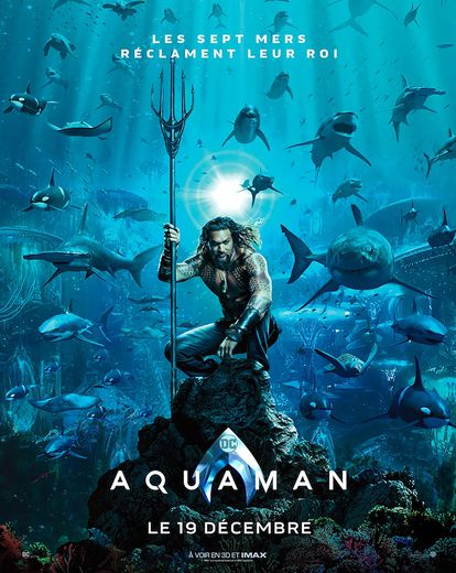 """Aquaman"" reste en tête du box-office mondial"