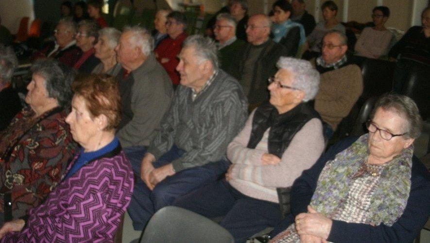 Les Aînés ont apprécié la projection du film Petit paysan.