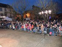 Un public venu nombreux pour ce dixième anniversaire.