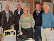 Les membres du bureau de l'association aveyronnaise ont unanimement décidé d'intégrer le cirque de Navacelles dans les sites classés.