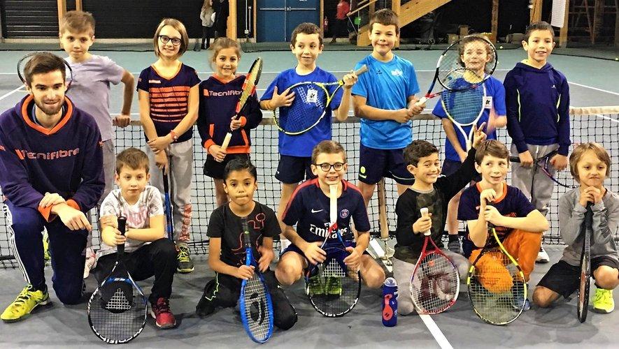 Le tennis castonétois développe les rencontres de jeunes