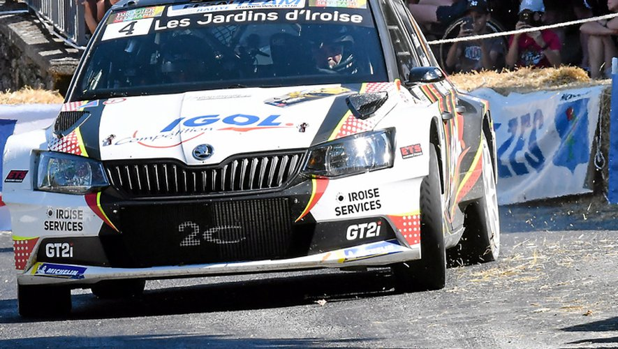Trois épreuves inscrites au championnat de France des rallyes se déroulent en Aveyron.