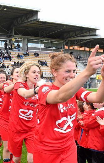 En mai, se disputent les finales de la Coupe de l'Aveyron. La grand messe du football aveyronnais.