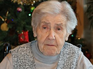 Marcelline a fêté ses 102 ans