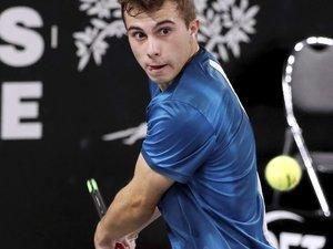 L'espoir du tennis français Hugo Gaston est attendu ce vendredi à Vabre