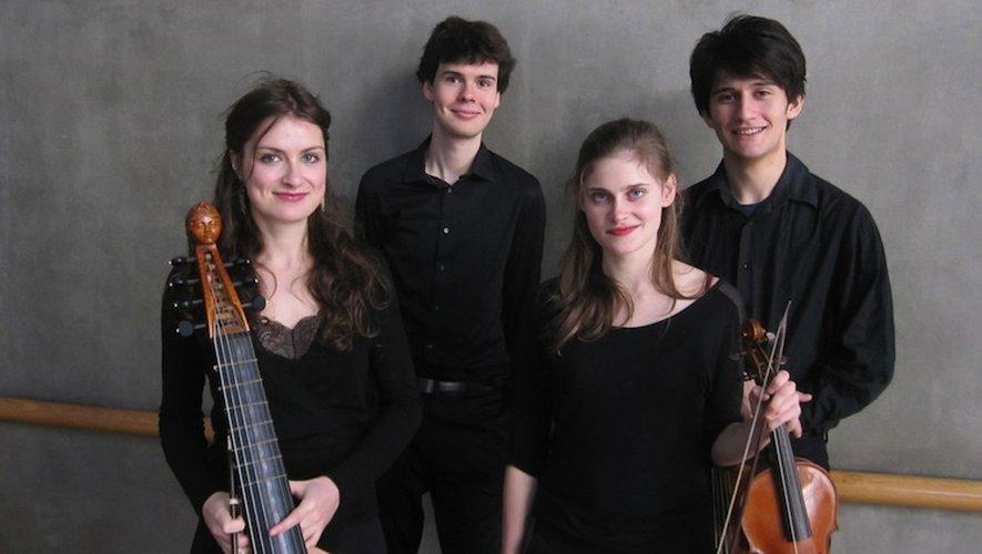 """La Grange de Floyrac accueille """"Les Sonates en Trio"""""""