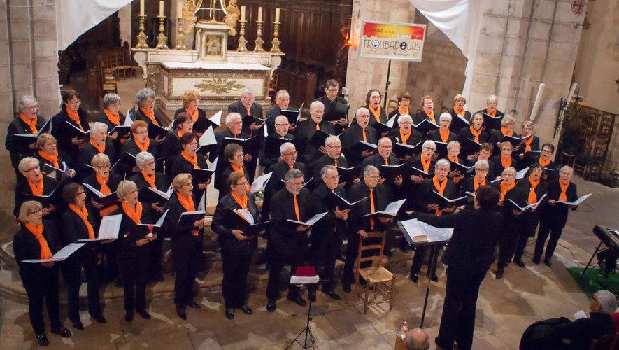 Un agréable moment musical dimanche 13 janvier qui a déjà enchanté le public de la Doline.