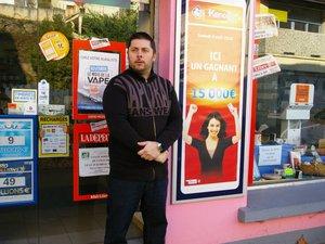 David Romero, nouveau dépositaire du Ver rouge.