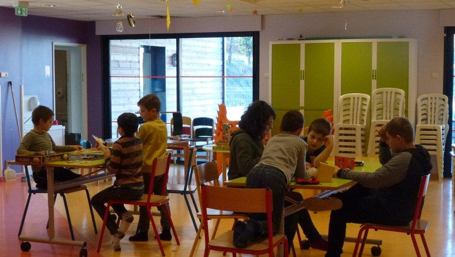 L'ALSH accueille les enfants les mercredis et pendant les vacances scolaires.