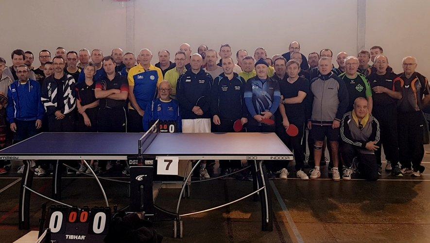 Cinquante vétérans en compétitionà Lioujas.