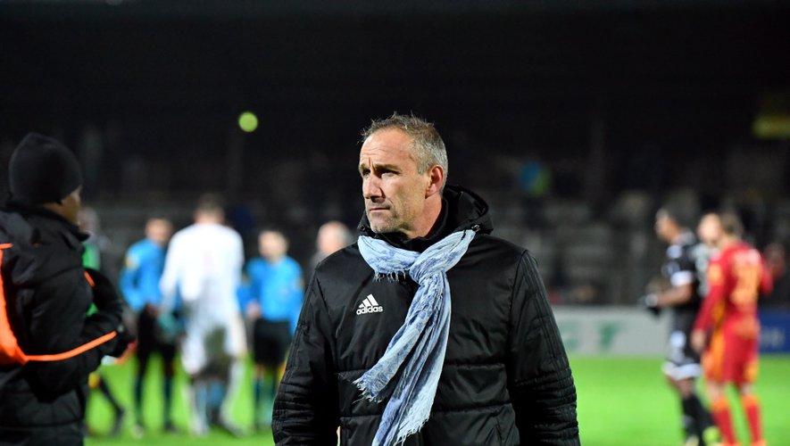 Laurent Peyrelade souhaite repartir de Cholet avec les trois points de la victoire.