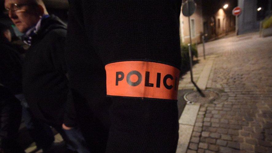 Les agents de la police nationale sont venus prêter main forte à leurs homologues municipaux.