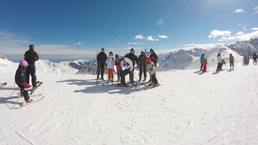 Séjour ski-snow du 4 au 8 mars au Grand Tourmalet pour les jeunes