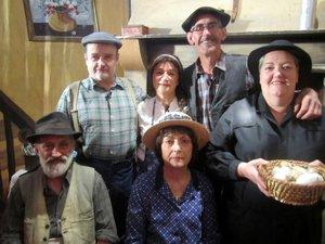 La pièce est portée par une troupe heureuse de faire partager sa passion pour la langue d'oc.