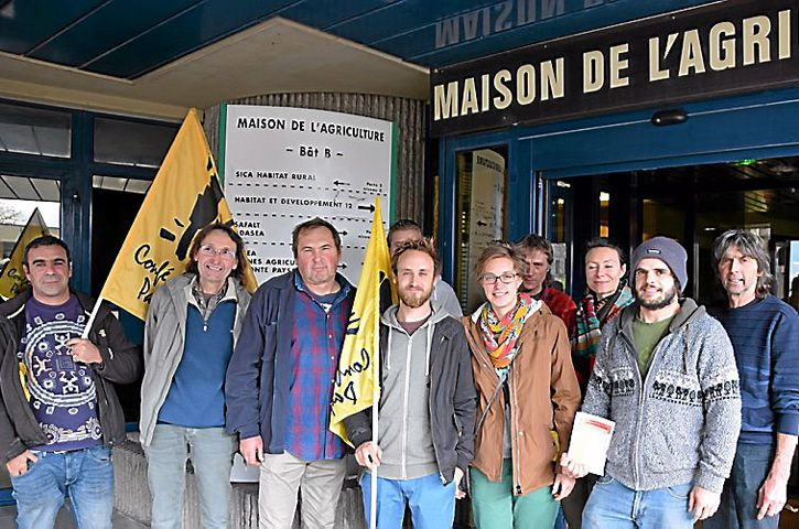 FDSEA-JA. Laurent Saint-Affre mène la liste où figure Jacques Molières.