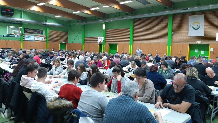 260 participants au quine.