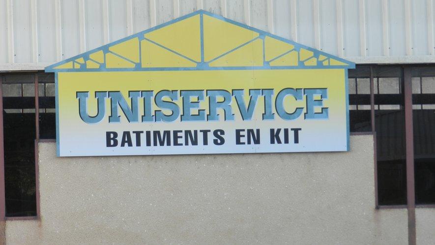 Uniservice est installé à la zone des Gravasses./Photo DDM