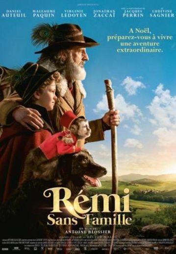 Une émouvante histoire d'Hector Malot parue en 1878, portée au cinéma en 2018.