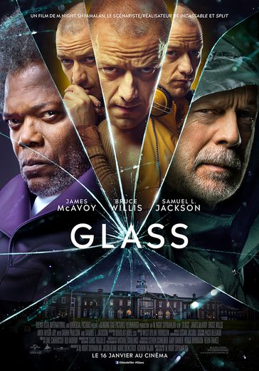 """Glass"" de M. Night Shyamalan sort mercredi en salles"