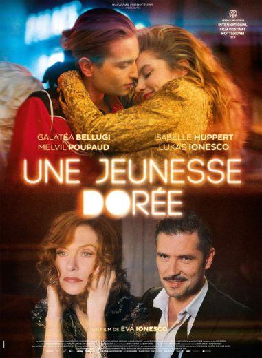 """""""Une jeunesse dorée"""" avec Isabelle Huppert et melvil Poupaud arrive le 16 janvier au cinéma"""
