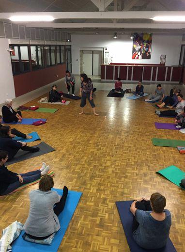 Des cours de yoga pour bien débuter l'année