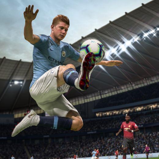 Le titre FIFA 19 a été le plus téléchargé sur PS4 en 2018