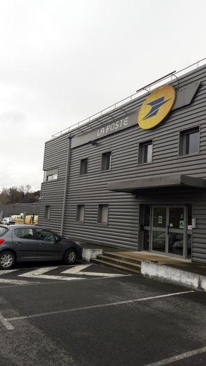 Le centre courrier du Bassin.