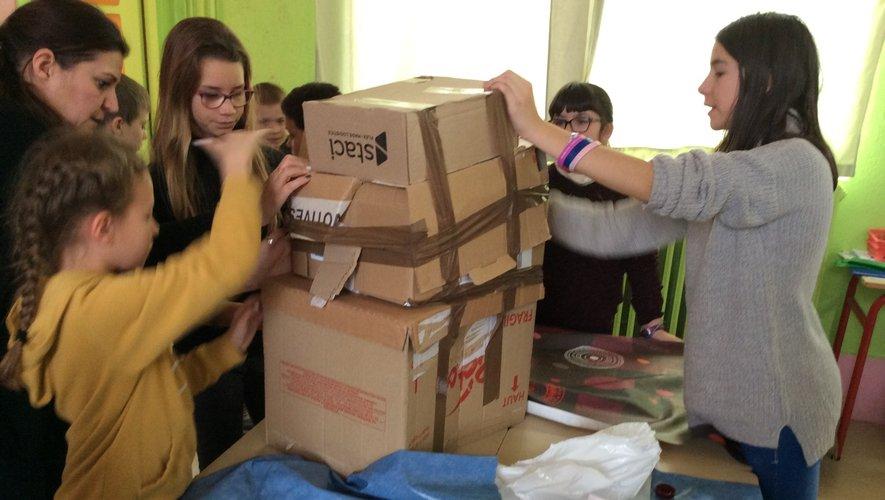 À Saint-Jean-Baptiste, les écoliers redonnent une seconde vie aux objets