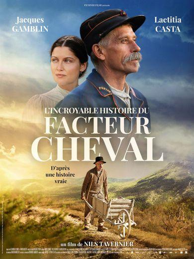 """""""L'incroyable histoire du Facteur Cheval"""" de Nils Tavernier arrive mercredi en salles"""