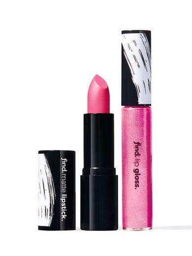 Les essentiels pour les lèvres de la collection find. d'Amazon.
