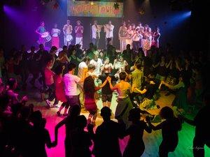 Le Forró est un spectacle vivant entre musique et danses