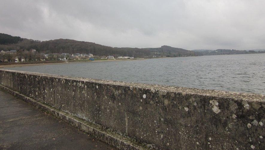 Le lac de Villefranche-de-Panat a aujourd'hui à nouveau la cote.