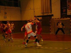 Les handballeurs débutent dans une nouvelle compétition.