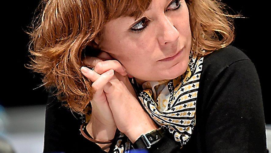 Emmanuelle Gazel, vice-présidente de la région Occitanie.