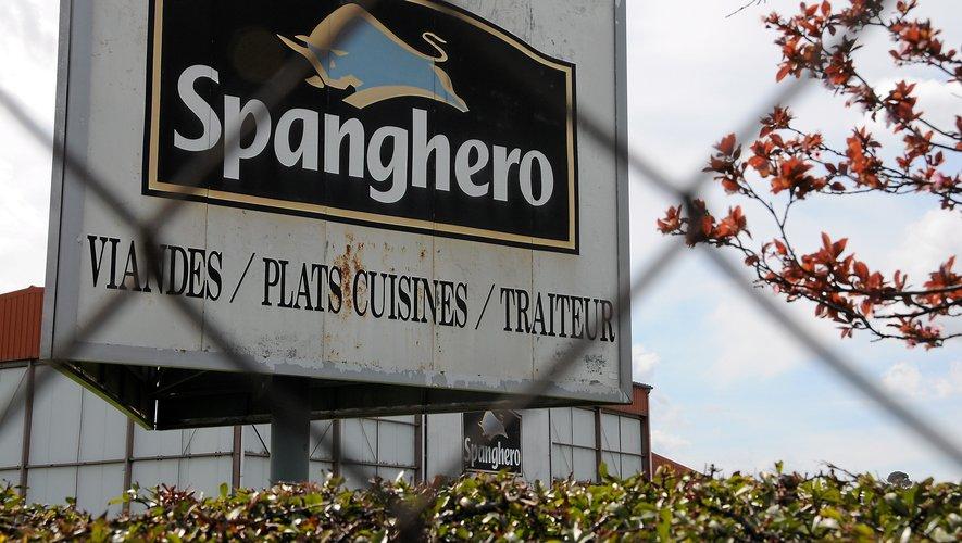 L'entrée de l'usine Spanghero de Castelnaudary. Le site est à l'origine de l'affaire.