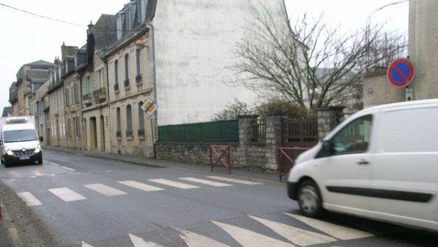 Des dos-d'âne seront installés route de Saint-Côme.