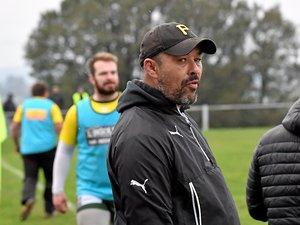 L'entraîneur de LSA, Richard Pioch.