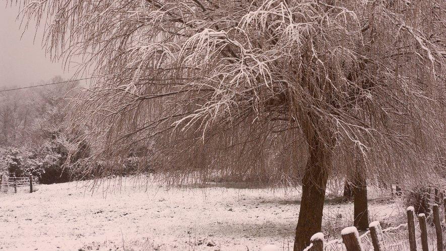 La neige ne fera pas faux bond ce mardi !