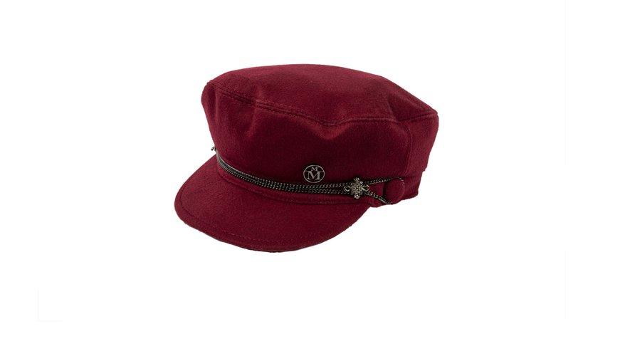 La casquette New Abby de Maison Michel pour le Nouvel An chinois.