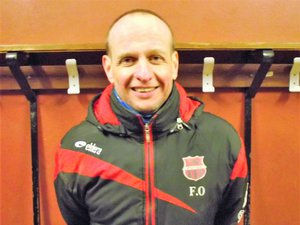 L'entraîneur, Frédéric Olivier, satisfait des résultats.