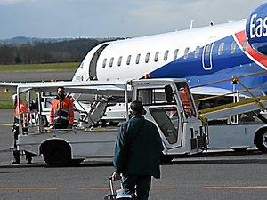 Eastern Airways assure la liaison Rodez-Paris depuis 2015.